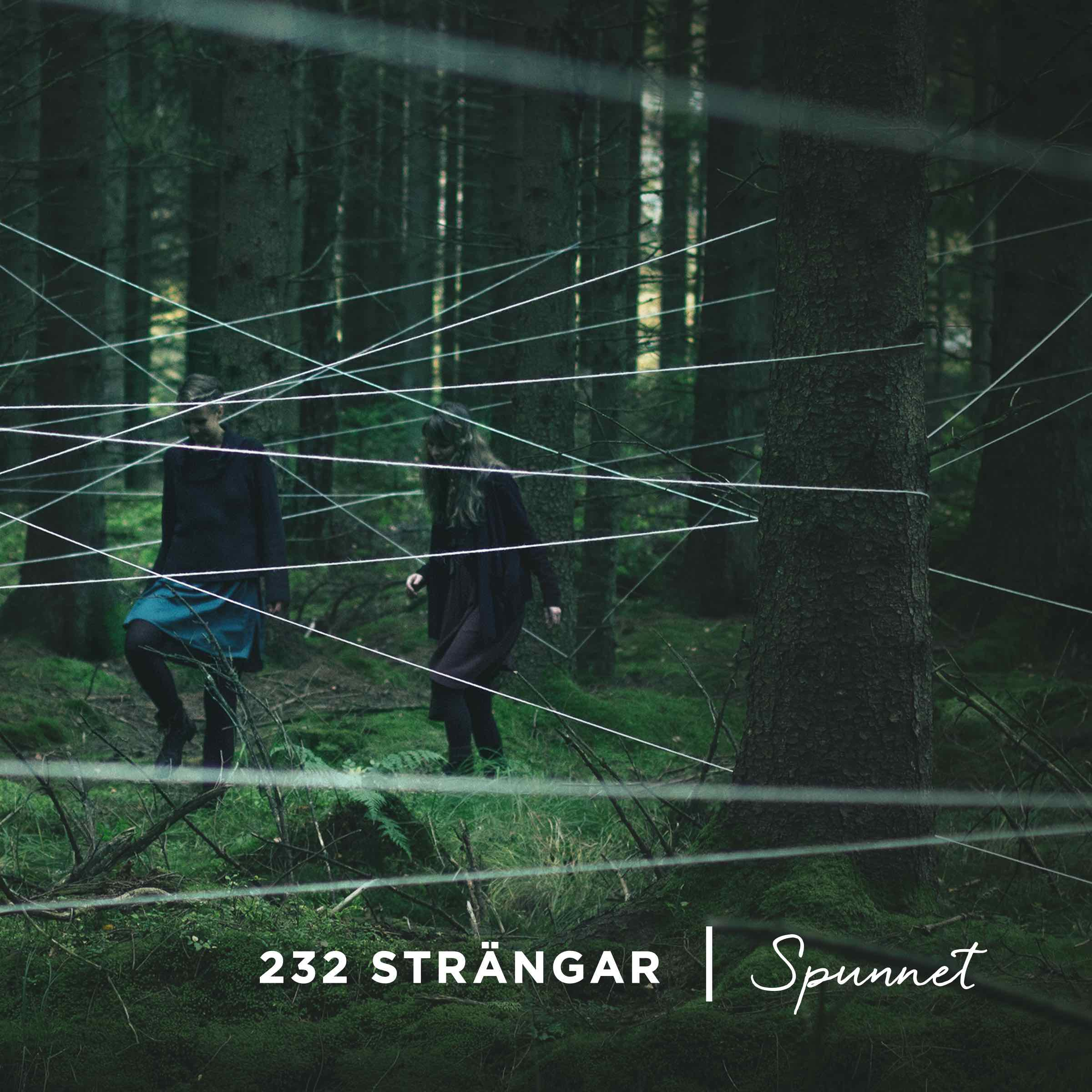 232 Strängar – Spunnet. DOWNLOAD: Visit iTunes Music Store or or your favourite download store. 232 Strängar - Spunnet monophon MPHFL004, 2016.