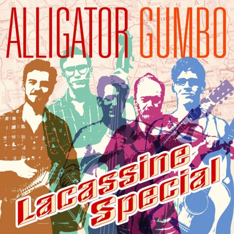 Alligator Gumbo – Lacassine Special. No longer available from us. Since Nov. 2014 distributed by Rootsy.nu Alligator Gumbo - Lacassine Special monophon © 2012 (MPHEP006)
