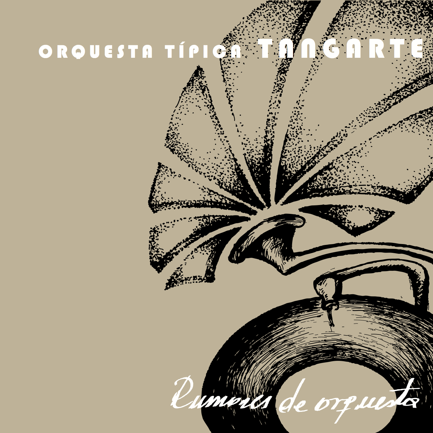 Orquesta Típica Tangarte – Rumores de orquesta.DOWNLOAD: Visit iTunes Music Store or or your favourite download store. SVERIGE: Beställ CD genom att maila till shop@monophon.se: SEK 150 inkl porto inom Sverige (betalning via Payson.se eller faktura, vänligen ange önskad betalningsmetod). INTERNATIONAL ORDERS: Order CD by sending an email to shop@monophon.se: SEK 150 (approx. 15 € / 20 $) incl. international shipping (payment through PayPal - credit cards accepted). Orquesta Típica Tangarte - Rumores de orquesta monophon MPHCD002, 2012.