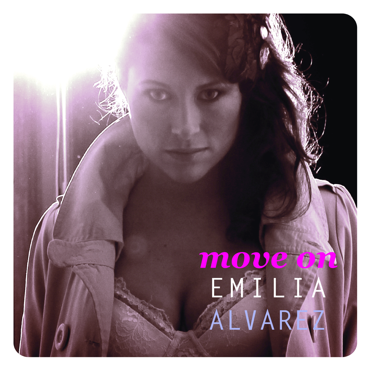 Emilia Alvarez – Move On (EP). Beställ CD genom att maila till shop@monophon.se: SEK 59 inkl porto inom Sverige (betalning via Payson.se eller faktura, vänligen ange önskad betalningsmetod). INTERNATIONAL ORDERS: Order CD by sending an email to shop@monophon.se: SEK 59 (approx. 6 € / 8 $) incl. international shipping (payment through PayPal - credit cards accepted). Emilia Alvarez - Move On monophon MPHEP004, 2011.